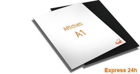 Affiche A1 Offset